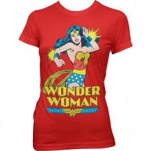 Wonder Woman Dam T-shirt