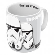 Star Wars Stormtrooper Relief Mugg