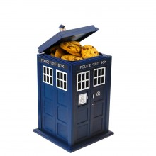 Doctor Who Tardis Kakburk (Med Ljud)