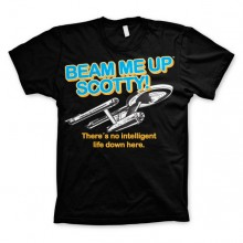 Star Trek - Beam Me Up Scotty T-Shirt