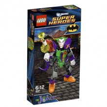 LEGO Super Heroes The Joker 4527