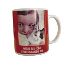 Mugg Only My Cat...