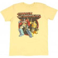 Transformers 80s Best T-Shirt