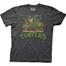 TMNT Distressed T-Shirt