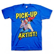 Superman Pick-Up Artist T-shirt