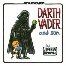 Seriebok: Darth Vader and son