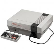 Nintendo NES 8-bit Basenhet