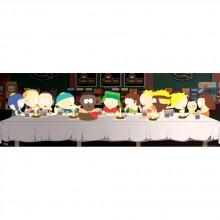 South Park Last Supper Affisch