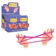 Cats Cradle fumble fingers