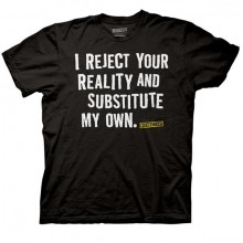 Mythbusters I Reject Your Reality T-shirt