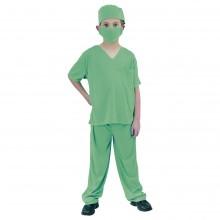 Kirurg Maskeraddräkt Barn