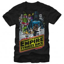 Star Wars Empires Hoth T-shirt