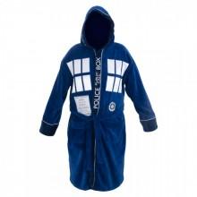 Doctor Who Tardis Morgonrock