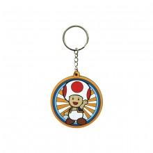 Nintendo Toad Nyckelring