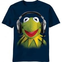 Mupparna Kermit Blasting T-shirt