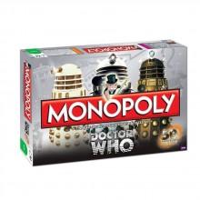 Dr Who Monopol