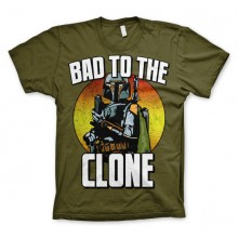 Star Wars Bad To The Clone T-Shirt