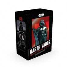 Star Wars Darth Vader - Figur & Bok med citat