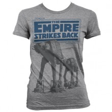 Star Wars Empire Strikes Back AT-AT Dam T-Shirt