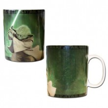 Star Wars Yoda Mugg