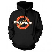 Big Bang Bazinga Underground Logo Hoodie