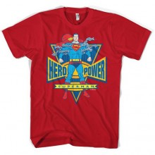 Superman Hero Power T-Shirt