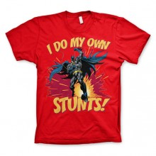 Batman - I Do My Own Stunts T-Shirt