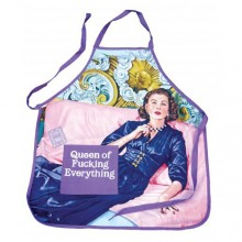 Förkläde Queen of Fucking Everything