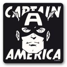 Marvel Captain America  Drinkunderlägg 6-pack