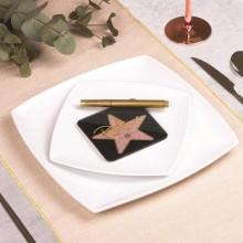 Bordsplaceringsplattor Hollywoodstjärna 6-pack