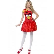 Angry Birds-dräkt dam