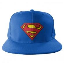 Superman Shield Snapback Keps
