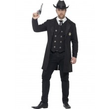Sheriff Maskeraddräkt