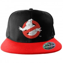 Ghostbusters Logo Snapback Keps