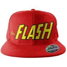 The Flash Logo Snapback Keps