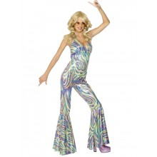 70-tals Discodans-drottning Kostym