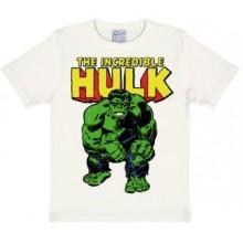 Marvel Hulken T-Shirt Barn Vit