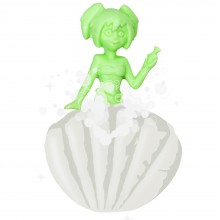 Badbomb Mermaid Seashell