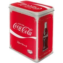 Plåtburk Retro Coca-Cola