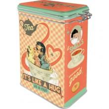 Kaffeburk Retro Tea It´s Like A Hug