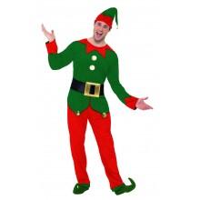 Christmas Elf Maskeraddräkt