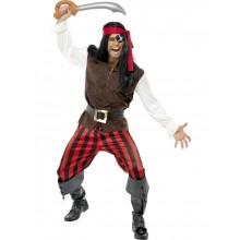 Skeppskamrat piratdräkt