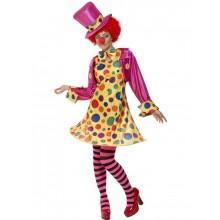Dam Clownkostym