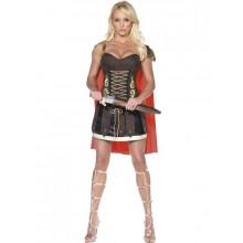 Gladiatordräkt dam