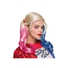 Peruk Suicide Squad Harley Quinn