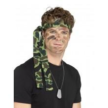 Pannband Kamouflage