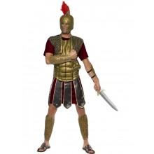 Gladiatorn Perseus-dräkt