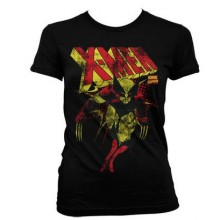X-Men Distressed Dam T-Shirt