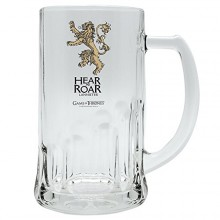 Game of thrones ölglas Lannister