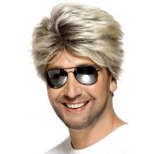 80-tals Peruk Blond